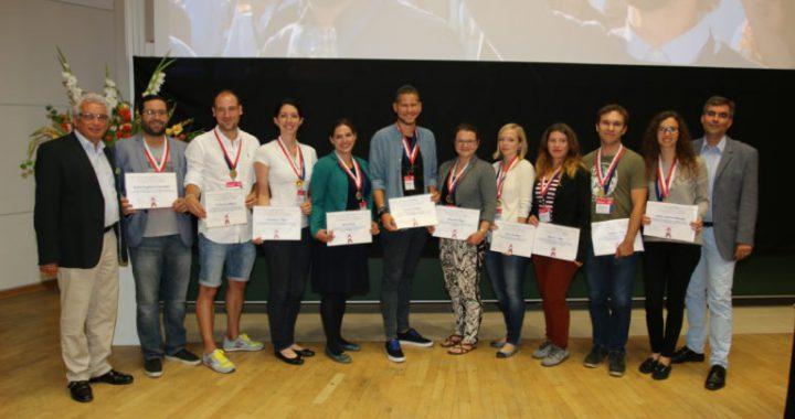 Biocascades Researchers bag the Biocat 2016 Poster Prize